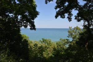 Luxury real estate Spectacular Lake Michigan views from almost every room