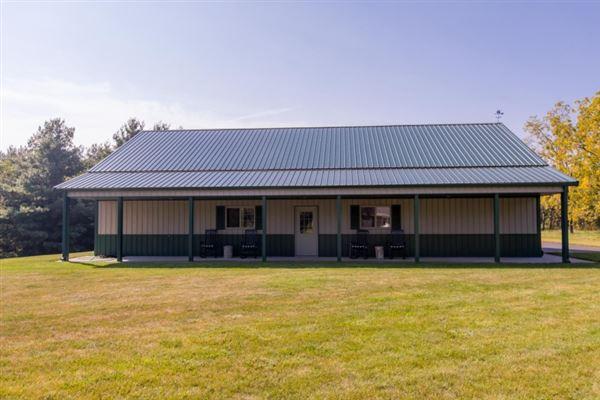 Century Oaks Farm mansions