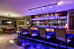 Luxury properties custom estate of  over five acres
