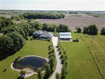 custom estate of  over five acres luxury properties