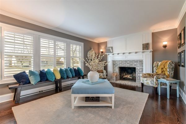 Luxury homes  dazzling home in whitefish bay