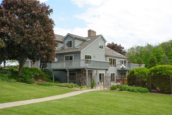 Luxury homes private five-plus acre estate