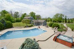 Mansions in private five-plus acre estate