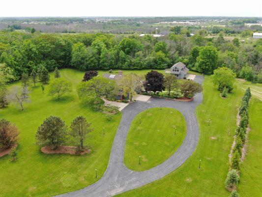 private five-plus acre estate luxury real estate