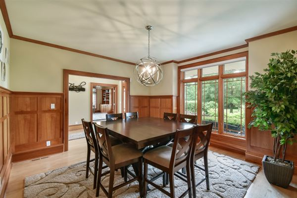 stately manor on five private acres luxury real estate