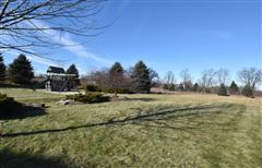 stately manor on five private acres luxury homes