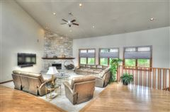 Elegant Custom Prairie Style home luxury real estate