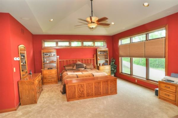 Luxury homes Elegant Custom Prairie Style home