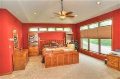 Mansions in Elegant Custom Prairie Style home