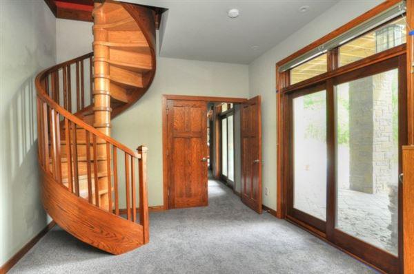 Luxury real estate Elegant Custom Prairie Style home