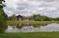Luxury homes in 18 acres of total privacy