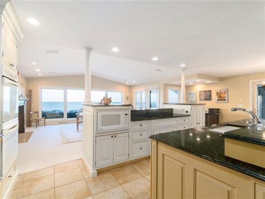 Luxury homes in Beautiful views of Lake Michigan and the privacy of a cul-de-sac