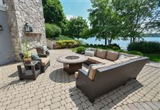warm and inviting lake home luxury properties