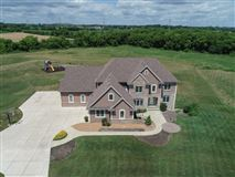 Luxury properties Impressive executive home on two-plus acres