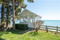 Luxury real estate rare opportunity to own a piece of Lake Michigan shoreline