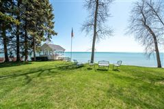 Luxury properties rare opportunity to own a piece of Lake Michigan shoreline