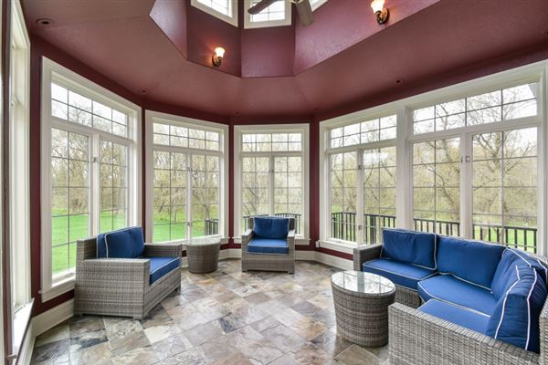Luxury real estate exceptional custom estate with incredibly detailed features