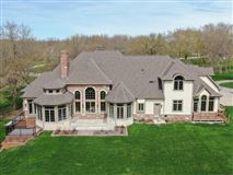 exceptional custom estate with incredibly detailed features  luxury properties
