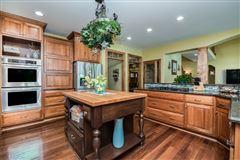 Luxury homes in amazing property on big cedar lake
