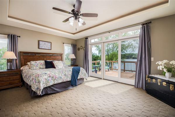 amazing property on big cedar lake luxury properties