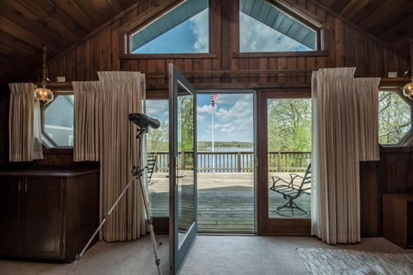 Mansions in This year-round Lake Beulah home features incredible views on the lake