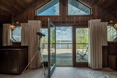 This year-round Lake Beulah home features incredible views on the lake  luxury properties