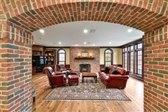 Luxury properties stunning all brick estate