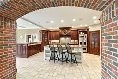 Luxury homes in stunning all brick estate