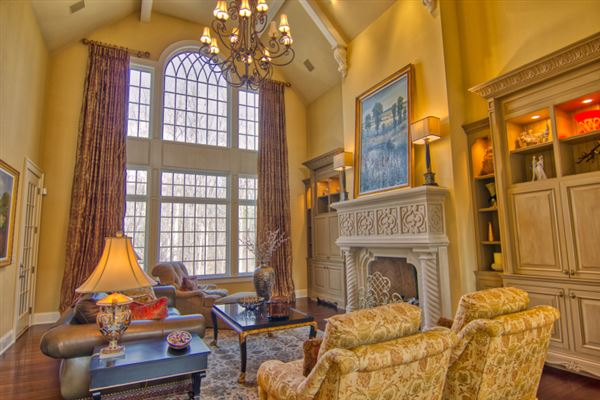private wooded 5 acre colonial luxury homes