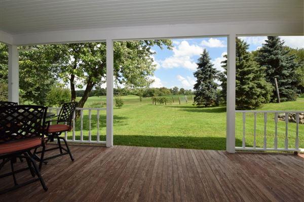 Luxury homes a storybook hobby farm
