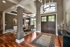 Mansions in spectacular custom home outfitted with every amenity