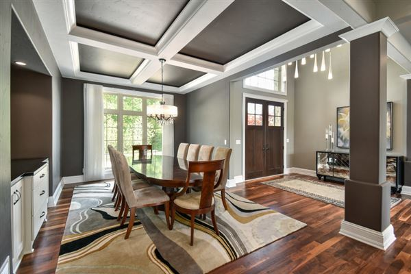 Luxury homes spectacular custom home outfitted with every amenity
