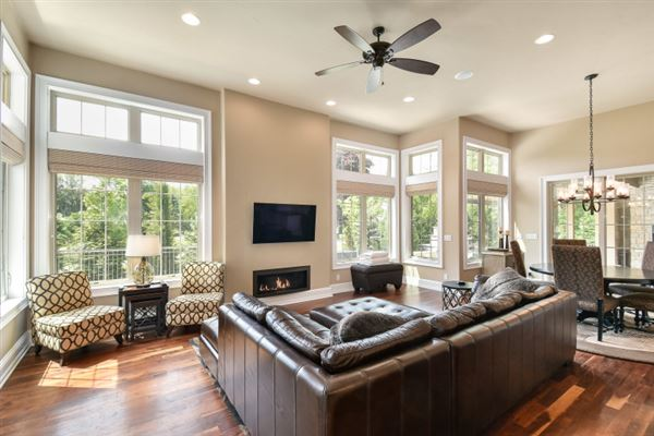 Luxury properties spectacular custom home outfitted with every amenity