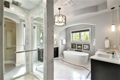Luxury homes in spectacular custom home outfitted with every amenity