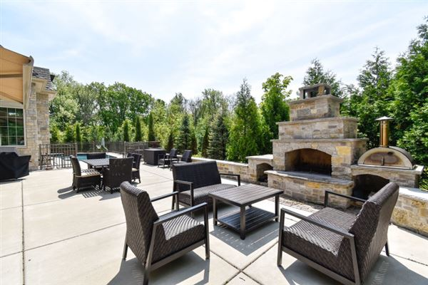 Mansions spectacular custom home outfitted with every amenity