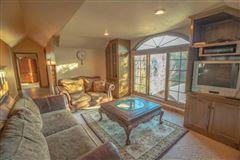 Mansions Stunning Log Home Masterpiece
