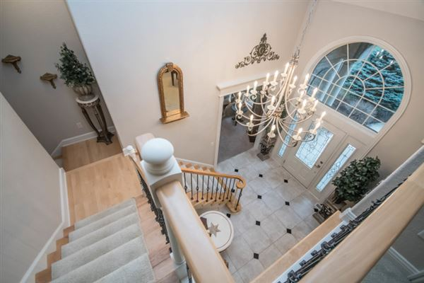 Luxury homes meticulously maintained home