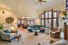 custom estate in sought-after Stonegate luxury homes