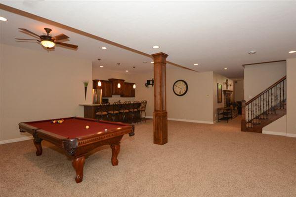 Luxury properties  custom built executive estate