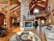 rare timber framed home mansions