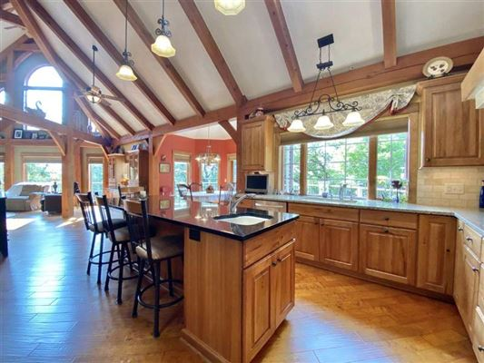 rare timber framed home luxury properties