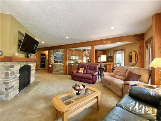 rare timber framed home luxury homes