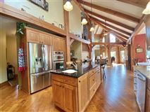 rare timber framed home luxury real estate