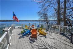 Luxury homes in Elegant yet inviting lakefront living