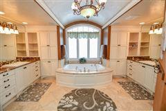 Elegant yet inviting lakefront living luxury properties