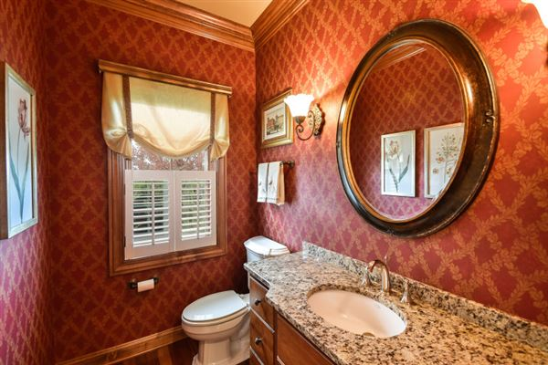 crisp classic brick colonial luxury homes