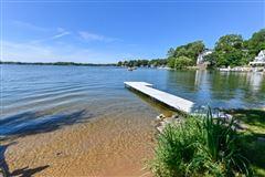 Iconic Lake Beulah peninsula mansions