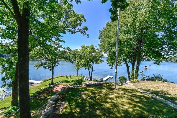 Iconic Lake Beulah peninsula luxury properties