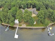 Luxury real estate exquisite and spacious lakefront home