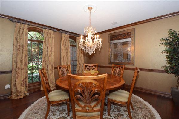 custom built executive estate luxury homes